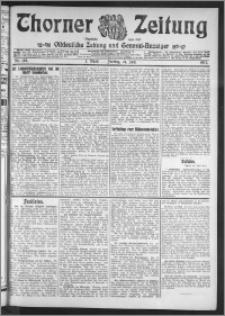 Thorner Zeitung 1911, Nr. 169 2 Blatt
