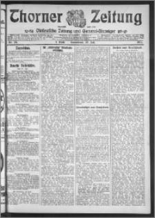 Thorner Zeitung 1911, Nr. 170 1 Blatt