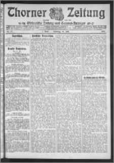Thorner Zeitung 1911, Nr. 171 1 Blatt
