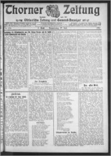 Thorner Zeitung 1911, Nr. 174 2 Blatt