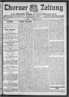Thorner Zeitung 1911, Nr. 177 1 Blatt