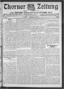 Thorner Zeitung 1911, Nr. 177 2 Blatt