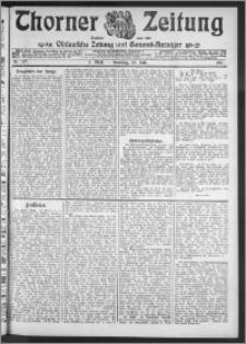 Thorner Zeitung 1911, Nr. 177 3 Blatt