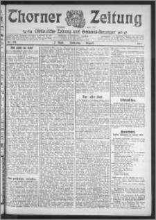 Thorner Zeitung 1911, Nr. 178 2 Blatt