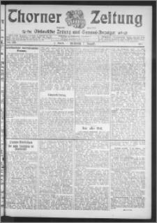 Thorner Zeitung 1911, Nr. 179 2 Blatt