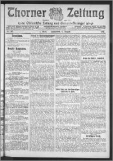 Thorner Zeitung 1911, Nr. 182 1 Blatt