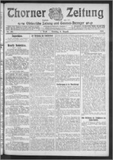 Thorner Zeitung 1911, Nr. 183 1 Blatt