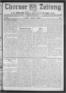 Thorner Zeitung 1911, Nr. 183 2 Blatt