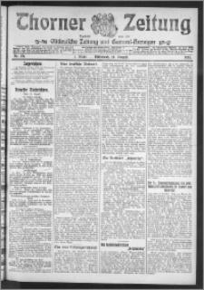 Thorner Zeitung 1911, Nr. 191 1 Blatt
