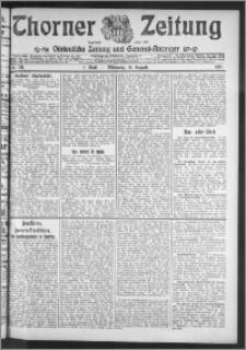 Thorner Zeitung 1911, Nr. 191 2 Blatt