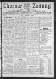 Thorner Zeitung 1911, Nr. 196 2 Blatt