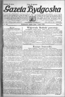 Gazeta Bydgoska 1926.07.07 R.5 nr 152
