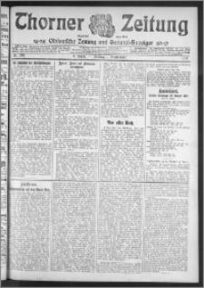 Thorner Zeitung 1911, Nr. 205 2 Blatt