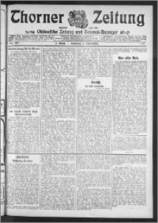 Thorner Zeitung 1911, Nr. 207 3 Blatt