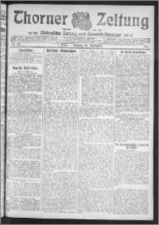Thorner Zeitung 1911, Nr. 213 1 Blatt