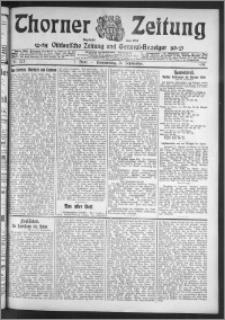 Thorner Zeitung 1911, Nr. 222 2 Blatt