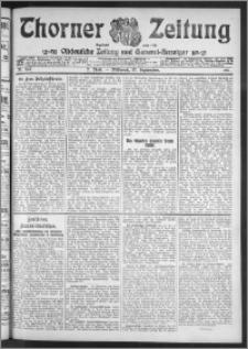 Thorner Zeitung 1911, Nr. 227 2 Blatt