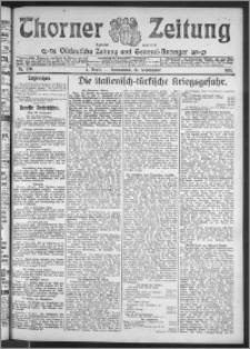 Thorner Zeitung 1911, Nr. 230 1 Blatt