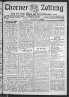 Thorner Zeitung 1911, Nr. 230 2 Blatt