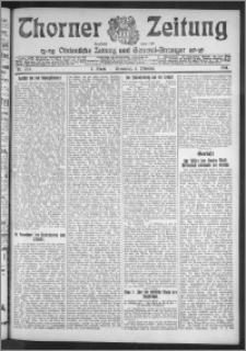 Thorner Zeitung 1911, Nr. 232 2 Blatt