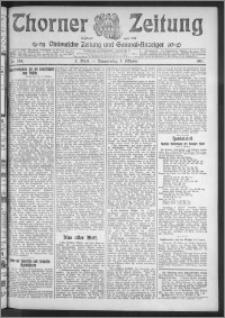 Thorner Zeitung 1911, Nr. 234 2 Blatt