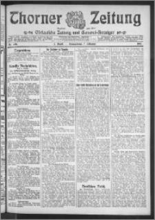 Thorner Zeitung 1911, Nr. 236 1 Blatt