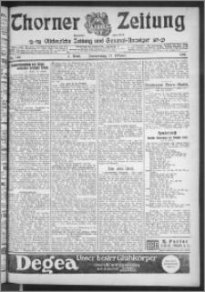 Thorner Zeitung 1911, Nr. 240 2 Blatt