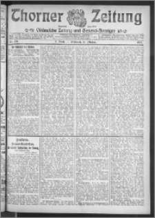 Thorner Zeitung 1911, Nr. 239 2 Blatt