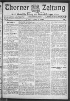 Thorner Zeitung 1911, Nr. 241 1 Blatt