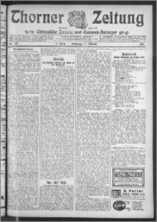 Thorner Zeitung 1911, Nr. 244 2 Blatt
