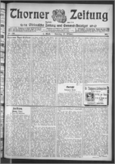 Thorner Zeitung 1911, Nr. 249 3 Blatt