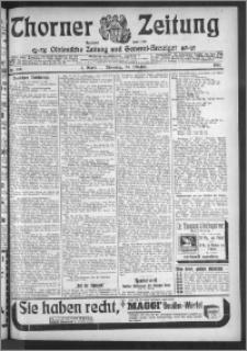 Thorner Zeitung 1911, Nr. 250 2 Blatt