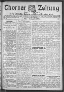 Thorner Zeitung 1911, Nr. 251 1 Blatt