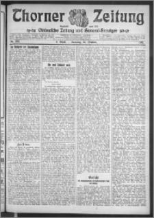 Thorner Zeitung 1911, Nr. 255 4 Blatt