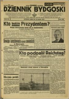 Dziennik Bydgoski, 1933, R.27, nr 99