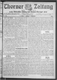 Thorner Zeitung 1911, Nr. 259 2 Blatt