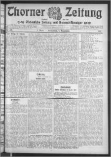 Thorner Zeitung 1911, Nr. 260 2 Blatt