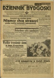 Dziennik Bydgoski, 1933, R.27, nr 116