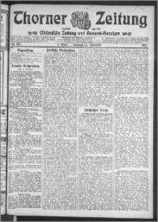 Thorner Zeitung 1911, Nr. 267 1 Blatt