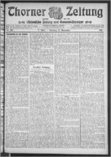 Thorner Zeitung 1911, Nr. 268 2 Blatt
