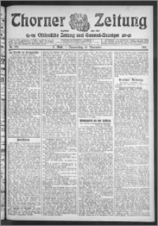 Thorner Zeitung 1911, Nr. 270 2 Blatt