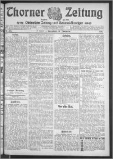 Thorner Zeitung 1911, Nr. 272 2 Blatt
