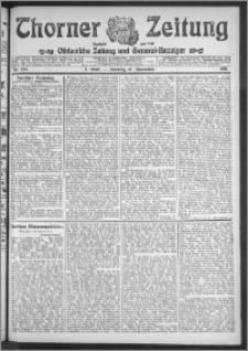 Thorner Zeitung 1911, Nr. 273 2 Blatt