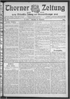 Thorner Zeitung 1911, Nr. 274 2 Blatt