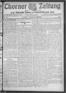 Thorner Zeitung 1911, Nr. 278 3 Blatt