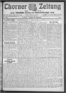 Thorner Zeitung 1911, Nr. 278 4 Blatt