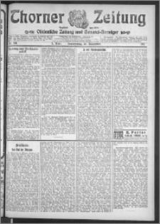 Thorner Zeitung 1911, Nr. 281 3 Blatt