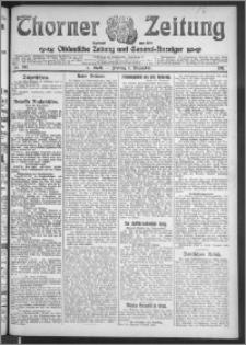 Thorner Zeitung 1911, Nr. 282 1 Blatt