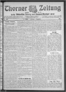 Thorner Zeitung 1911, Nr. 282 2 Blatt