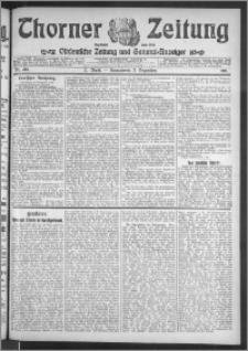 Thorner Zeitung 1911, Nr. 283 2 Blatt